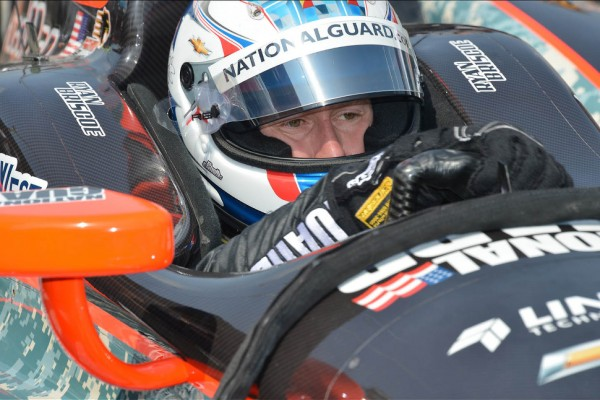Panther signs Briscoe for Saturday's Milwaukee IndyFest