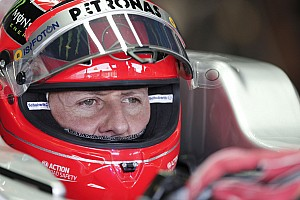 Formula 1 Breaking news Schumacher not regretting F1 retirement call