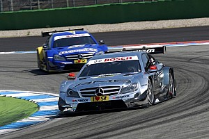 DTM Preview Mercedes drivers look forward to the challenge at Lausitzring