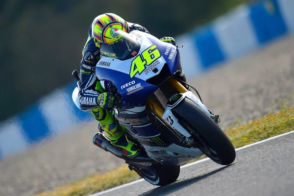 Yamaha Factory riders lead the way in Catalunya