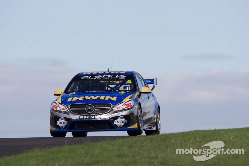 IRWIN Racing in the middle of Top-End shemozzle at Darwin