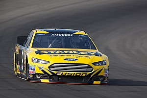 NASCAR Sprint Cup Preview Ambrose looks for elusive win at Sonoma Raceway