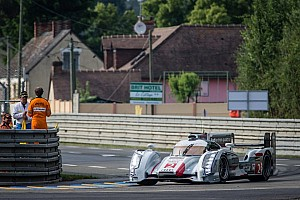 Le Mans Qualifying report Audi beats its 2012 record times