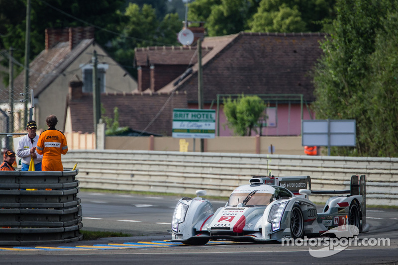 Audi beats its 2012 record times