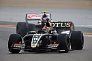 Lotus scored points with both cars in Russia for the first time in the season