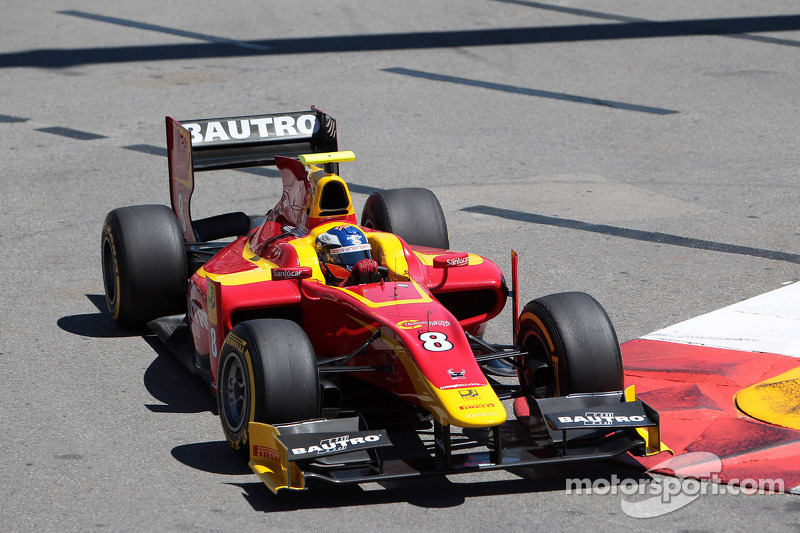 Fabio Leimer tops wet free practice in Silverstone