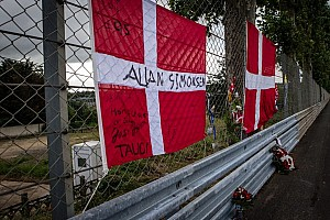 Le Mans Breaking news The Danish Automobile Sports Union sets up memorial foundation for deceased driver Allan Simonsen