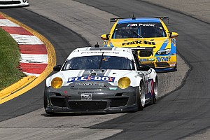 Grand-Am Race report Magnus Racing uses podium result to increase series points lead at The Glen
