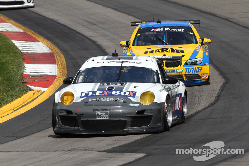 Magnus Racing uses podium result to increase series points lead at The Glen