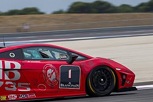 GT Preview Lamborghini Blancpain Super Trofeo series makes North American debut