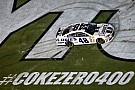 Johnson ties Daytona record with the Coke Zero 400 victory