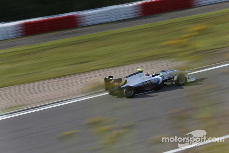 Bamboo wins at the Nurburgring