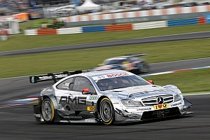 DTM Breaking news New system for indicating the use of the option tyres