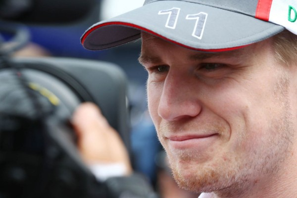 Lotus confirms Hulkenberg talks