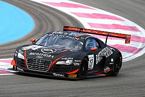 Endurance Breaking news Belgian Audi Club Team WRT's