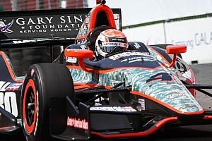 IndyCar Breaking news Ryan Briscoe sustains wrist injury and will require surgery