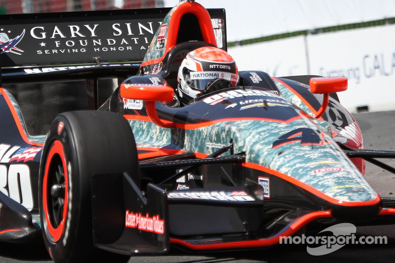 Ryan Briscoe sustains wrist injury and will require surgery
