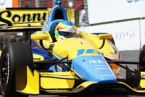 IndyCar Race report Seventh place finish for Mike Conway in Toronto Race 1