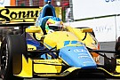 Seventh place finish for Mike Conway in Toronto Race 1