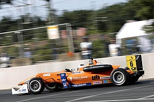 Turbulent Formula 3 races in Nuremberg