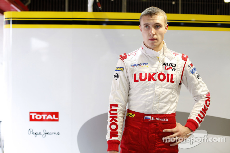 Russian saviour thinks teen son ready for Sauber