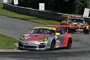 Flying Lizards aim for points lead at CT Motorsports Park in Canada