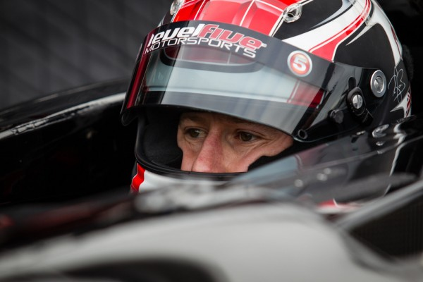 Briscoe speeds recovery aiming to rejoin Scott Tucker, Level 5 Motorsports