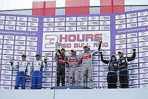 European Le Mans Race report Morand Racing: A well deserved podium in Austria