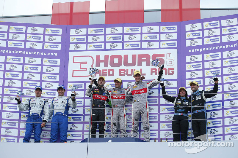 Morand Racing: A well deserved podium in Austria