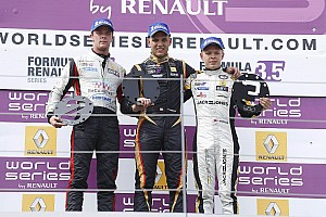 Formula 3.5 Race report DAMS and Kevin Magnussen open up a gap in Austria