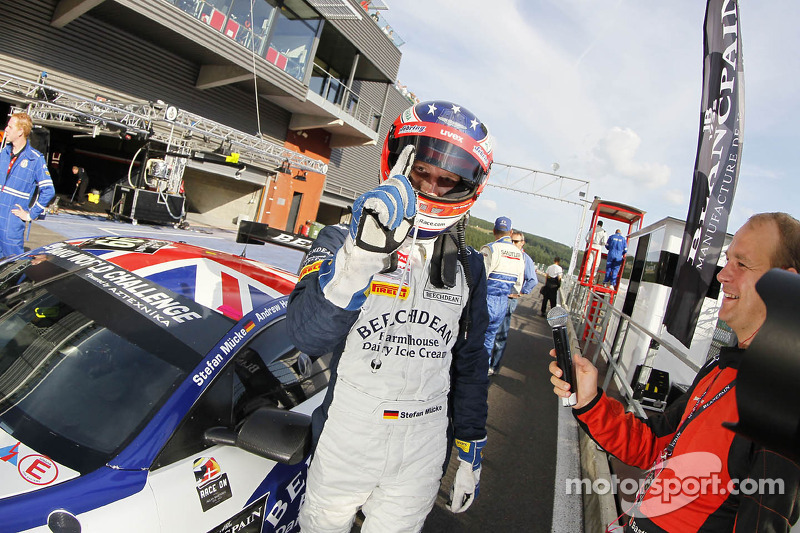 Beechdean AMR take pole position for 65th Total 24 Hours of Spa