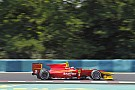 Fourth place for Leimer and Racing Engineering at the Hungaroring Feature Race