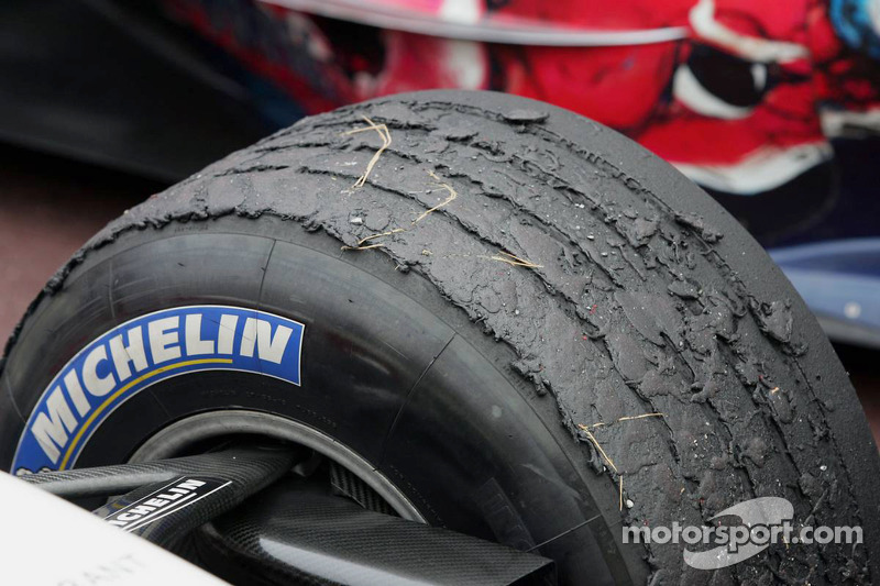 Michelin planning F1 announcement - report