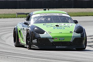 Grand-Am Race report Pumpelly rocks the stage and GX Podium in Indy