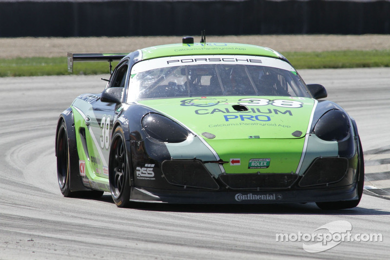 Pumpelly rocks the stage and GX Podium in Indy