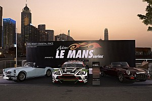 Asian Le Mans Breaking news All systems go for the Asian Le Mans Series at Inje