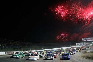 NASCAR Breaking news NASCAR to go dirt track racing in...Canada?
