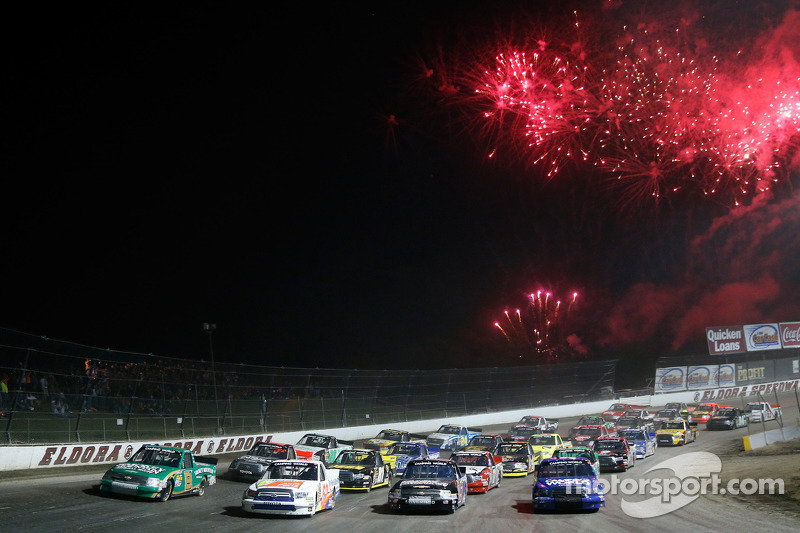 NASCAR to go dirt track racing in...Canada?