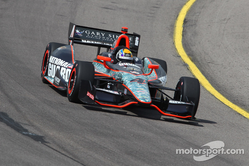 Oriol Servia returns to Panther Racing for Mid-Ohio weekend