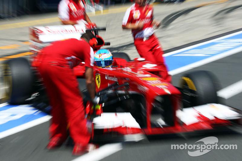 Montezemolo: 'We must work for Ferrari and its fans'