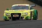 Audi driver Rockenfeller at Nürburgring as series leader