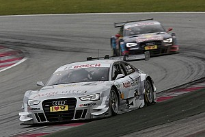 DTM Practice report Audi dominates free practice at Nürburgring