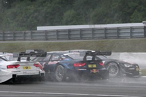 DTM Commentary Audi - BMW war getting ugly in DTM?
