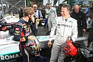 Schumacher not entering race for Red Bull seat