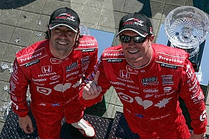 Grand-Am Breaking news Dixon, Franchitti to drive second Ganassi Prototype at Mazda Raceway