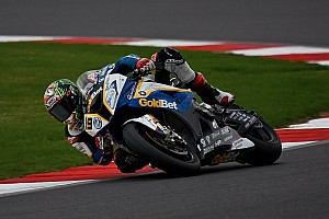 World Superbike Qualifying report BMW's Davies set the fastest time in today's first qualifying practice at Nürburgring