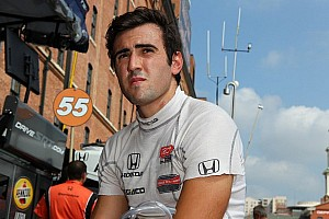IndyCar Breaking news IndyCar places Tristan Vautier on probation
