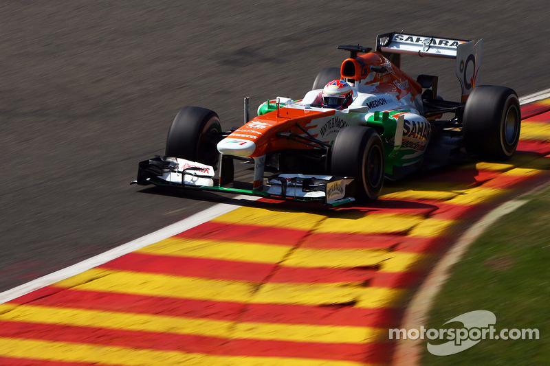Di Resta, in Italy, admits Ferrari 'a dream'