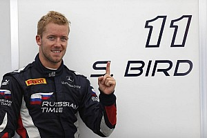 Bird blasts to Monza pole