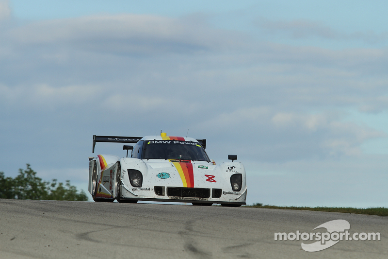 Hartley fastest overall, Auberlen fastest again in GT at Mazda Raceway